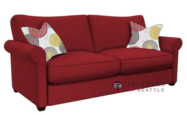 Stanton 225 Sleeper Sofa in Bennett Red (Queen)