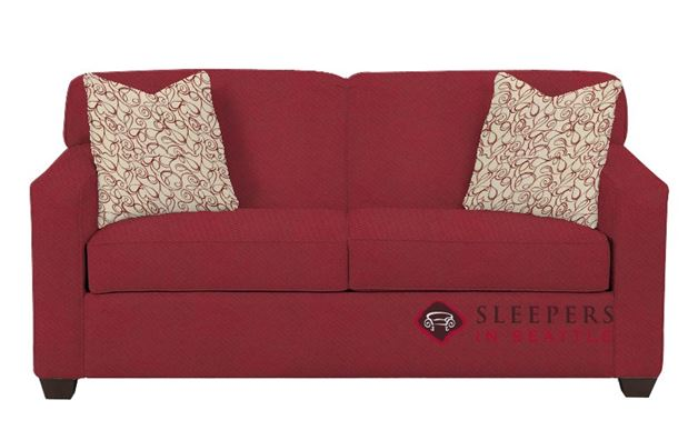Savvy Geneva Sleeper in Willow Blaze Red (Full)