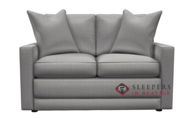 Lazar Industries Broadway Leather Sleeper Sofa (Twin)