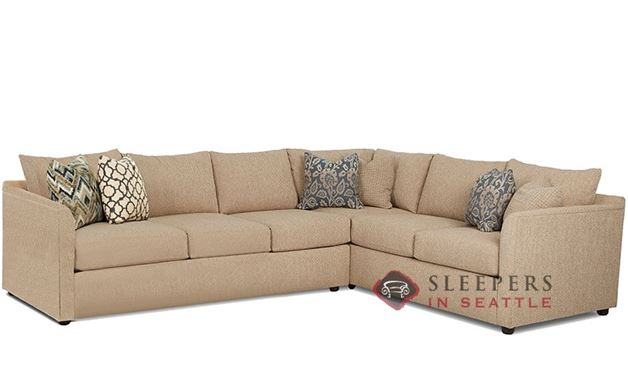 Savvy Aventura True Sectional Sleeper (Queen)