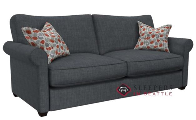 Stanton 225 Sleeper Sofa in Bennett Charcoal (Queen)