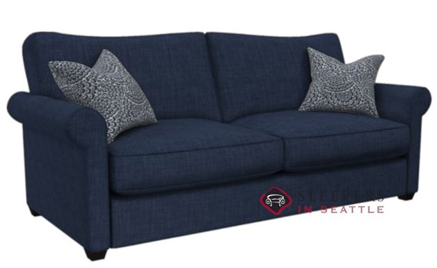 Stanton 225 Sleeper Sofa in Bennett Indigo (Queen)