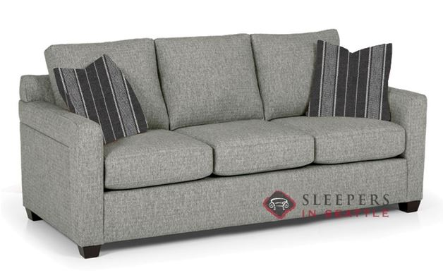 Stanton 336 Sleeper Sofa in Bahama Graphite (Queen)