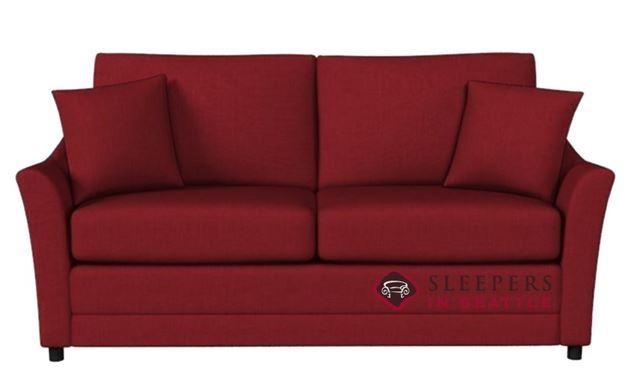 Stanton 201 Sleeper in Bennett Red (Full)