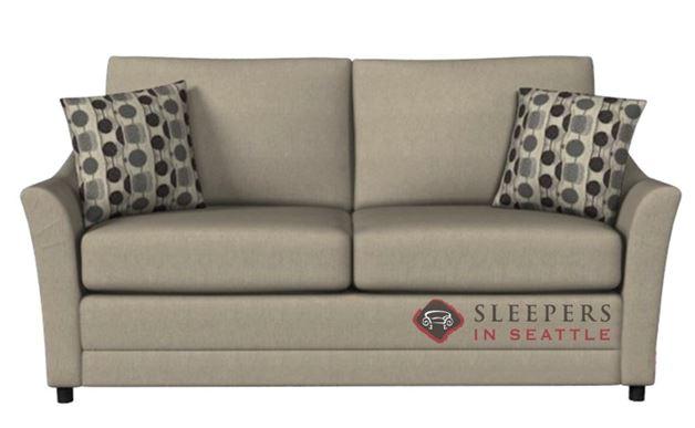 Stanton 201 Sleeper in Stoked Linen (Full)