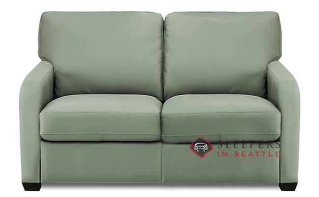 Palliser Westside Leather Loveseat