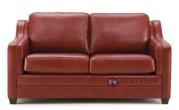 Palliser Corissa Leather Loveseat