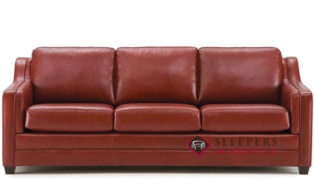 Palliser Corissa Leather Sofa