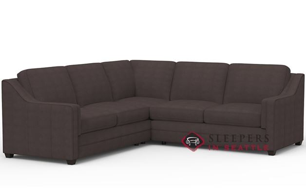 Palliser Corissa Compact True Sectional Sofa