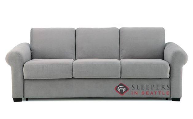 Customize And Personalize Sleepover Queen Fabric Sofa By