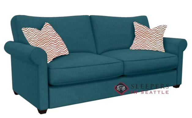 Stanton 225 Sleeper Sofa in Bennett Peacock (Queen)
