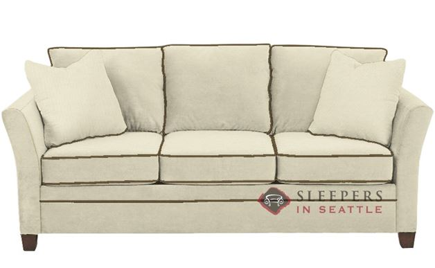Savvy Murano Sleeper in Oakley Ivory (Queen)