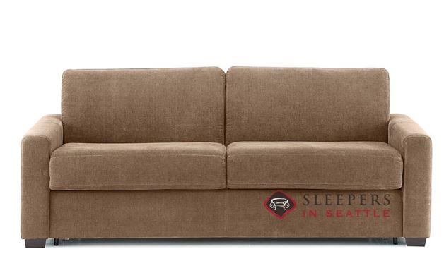 Palliser Roommate My Comfort Sleeper Sofa (Queen) in Fortune Pinecone