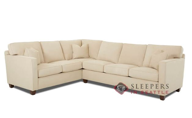 Savvy Jersey True Sectional Sleeper Sofa