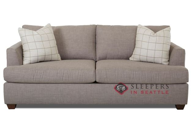 Savvy Jackson Sleeper Sofa (Queen) in Fandango Stone
