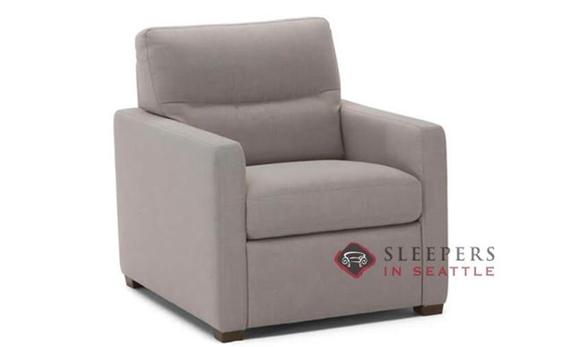 Natuzzi Editions Conca Leather Chair (C010-003)