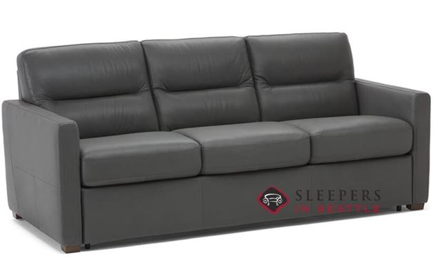Natuzzi Editions Conca Leather Sofa (C010-064)