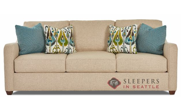 Savvy Glendale Sofa in Shack Almond