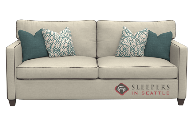 Savvy Jersey Full Sleeper Sofa