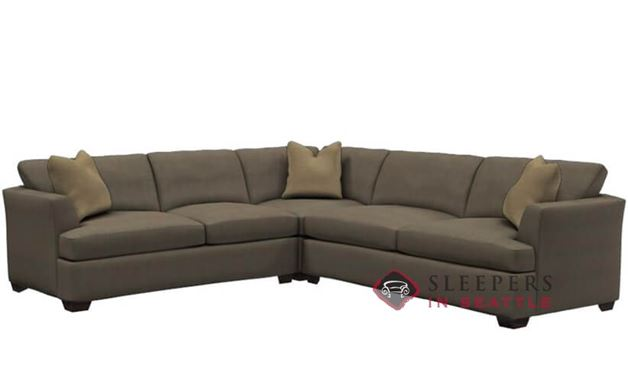 Savvy Berkeley True Sectional Sleeper Sofa