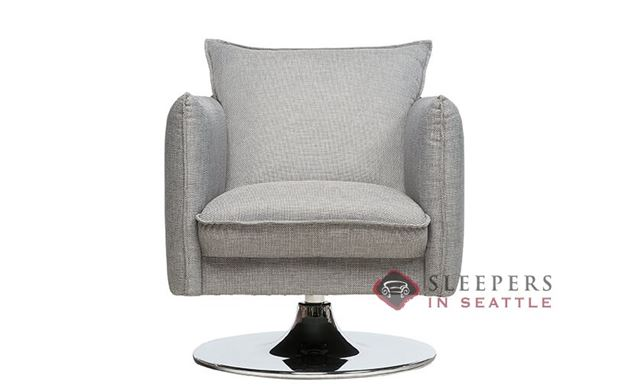 Luonto Flipper Swivel Chair in Loule 413