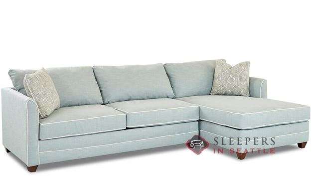 Chaise Sectional Sleepers by Savvy