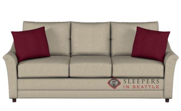 Stanton 201 Sleeper in Stoked Linen (Queen)