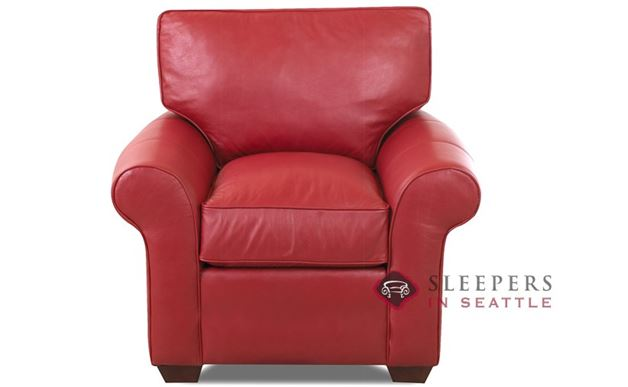 Savvy Montreal Reclining Leather Chair