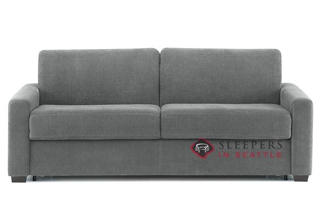Palliser Roommate My Comfort Sleeper Sofa in Vermont Gunmetal (Queen)