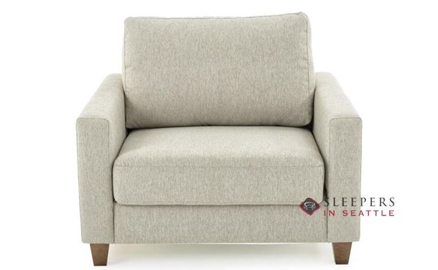 Luonto Nico Chair Sleeper Sofa in Loule 616
