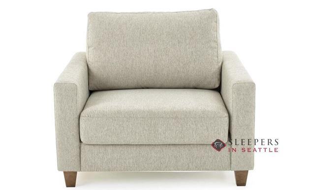 Luonto Nico Chair Sleeper Sofa in Loule 616