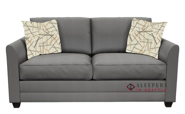 Savvy Valencia Sleeper in Lily Pewter (Full)