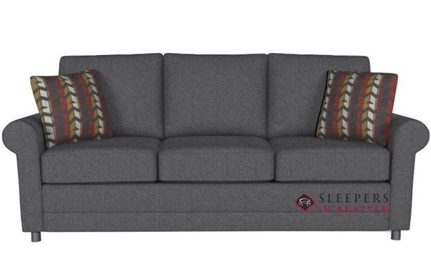 Stanton 202 Sleeper in Jitterbug Gray (Queen)