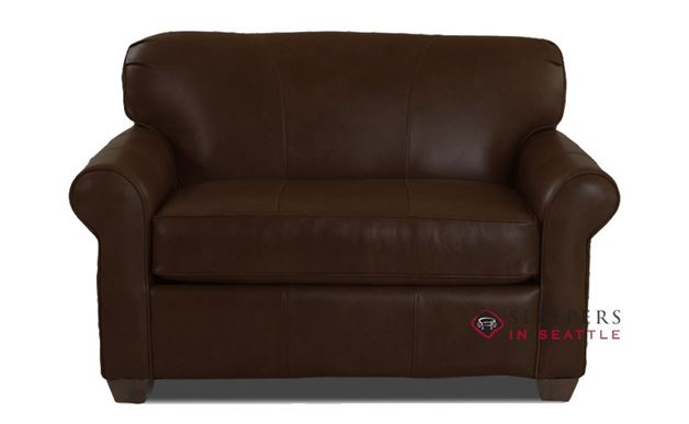 Savvy Calgary Sleeper (Chair) in Durango Expresso Leather