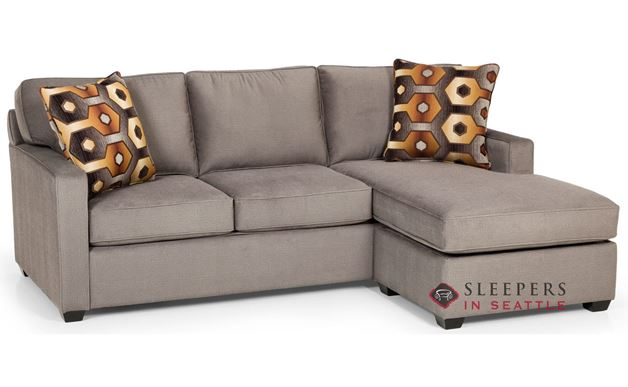 Stanton 403 Chaise Sectional Sofa with Storage