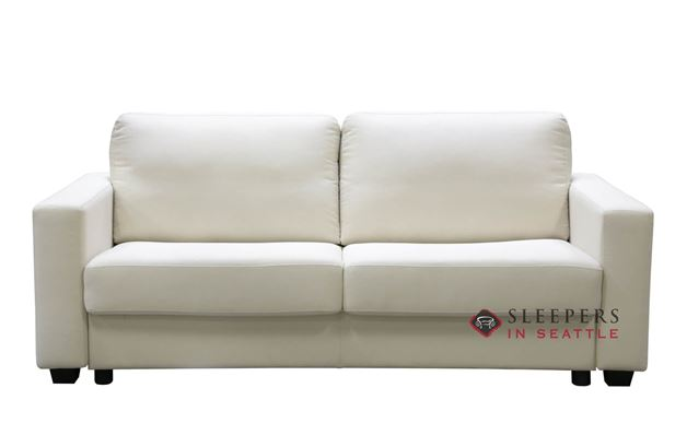 Luonto Aland Full Leather Sleeper Sofa