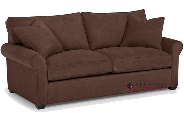 Stanton 225 Sleeper Sofa in Caprice Cocoa (Queen)