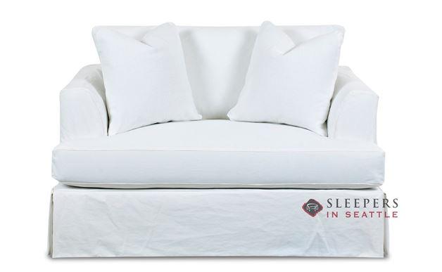 Savvy Berkeley Sleeper Sofa with Slipcover (Chair)