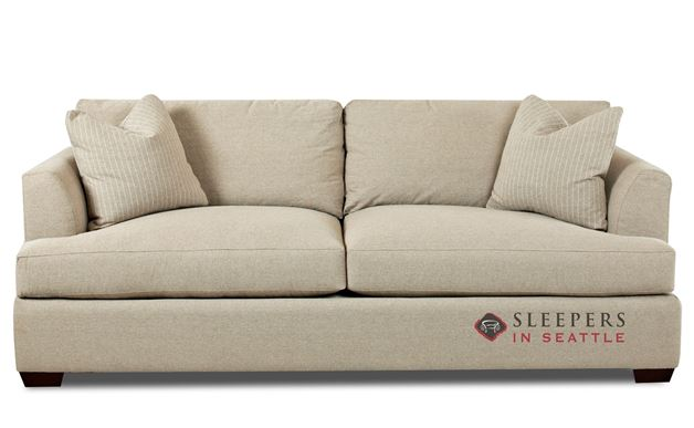 Savvy Berkeley Queen Sleeper Sofa