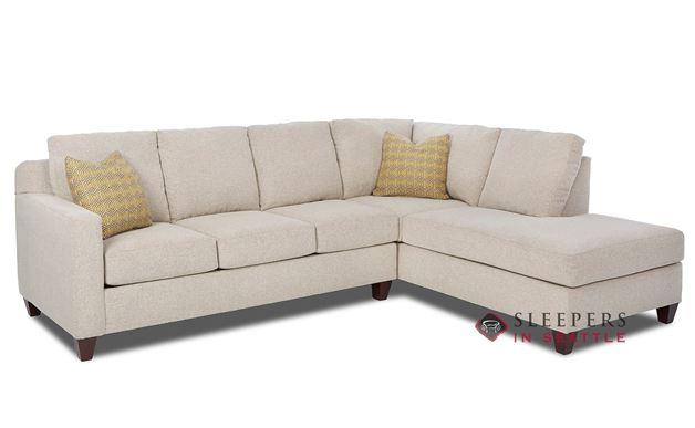 Savvy Burbank Chaise Sectional Sofa