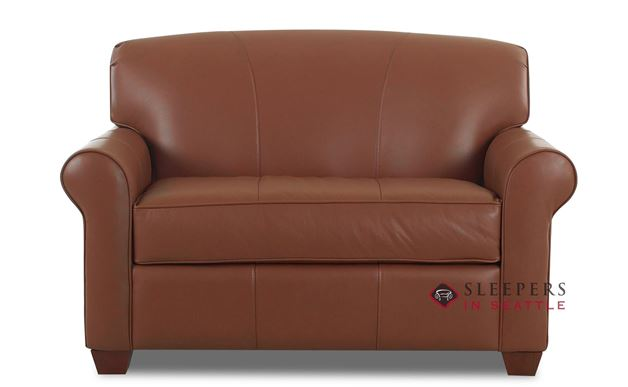 Savvy Calgary Sleeper (Chair) in Leather