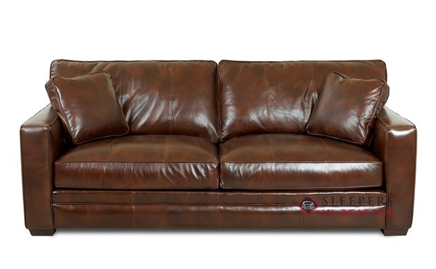 Savvy Chandler Leather Sleeper (Queen)