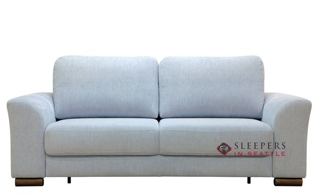 Luonto Malibu Queen Sleeper Sofa in Luna 15