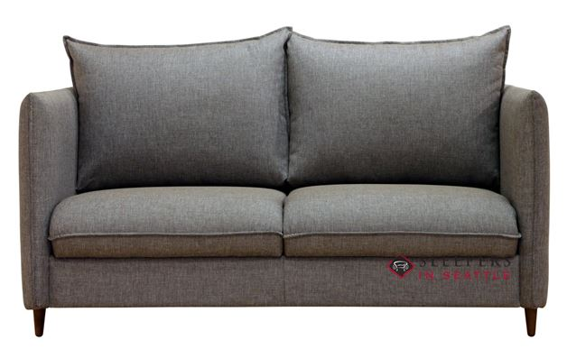Luonto Flipper Full Deluxe Sleeper Sofa Open