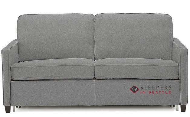 Palliser California CloudZ Full Sleeper Sofa in Dax Grey