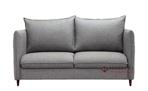 Luonto Flipper Loveseat Deluxe Full Sleeper Sofa in Loule 413