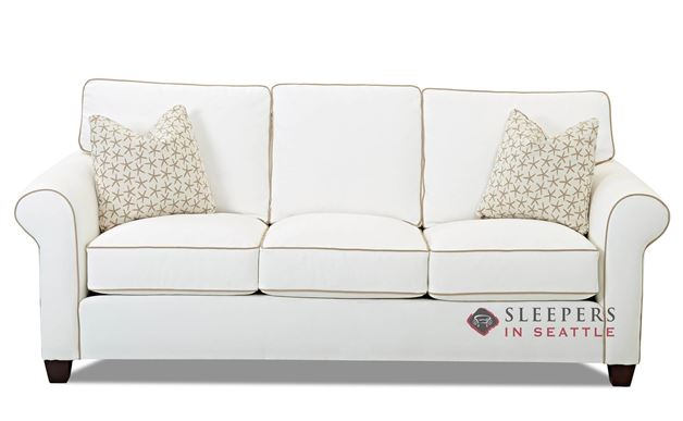 Leeds Queen Sleeper Sofa by Savvy