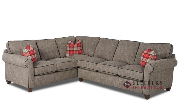 Savvy Leeds True Sectional Sofa