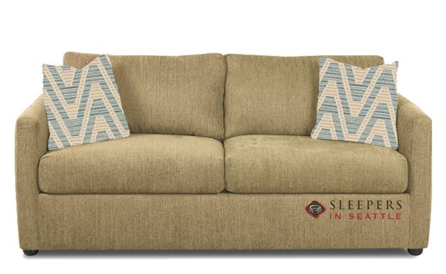 Savvy San Francisco Sleeper in Dumdum Linen (Full)