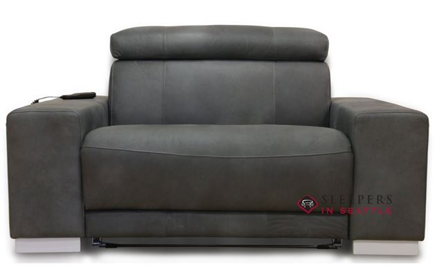 Luonto Monex Multifunctional Reclining Chair Leather Sofa Bed